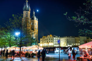 Krakow nightlife: sentimental journey
